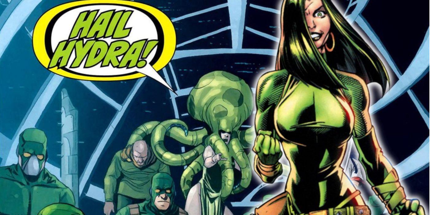 10 Most Powerful Secret Organizations In Marvel Comics, Ranked