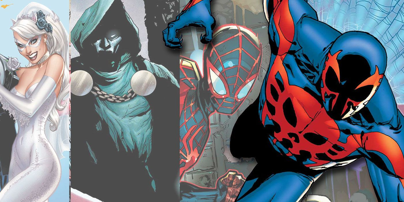Marvel Comics' November 2019 Solicitations Head Back to 2099