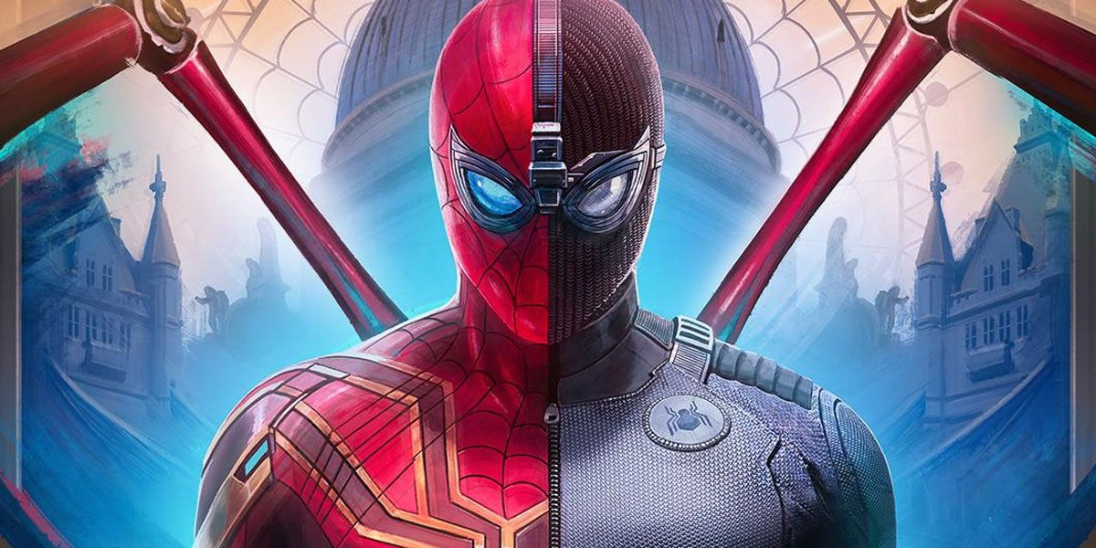 Spider Man Far From Home Available In Imax Enhanced On