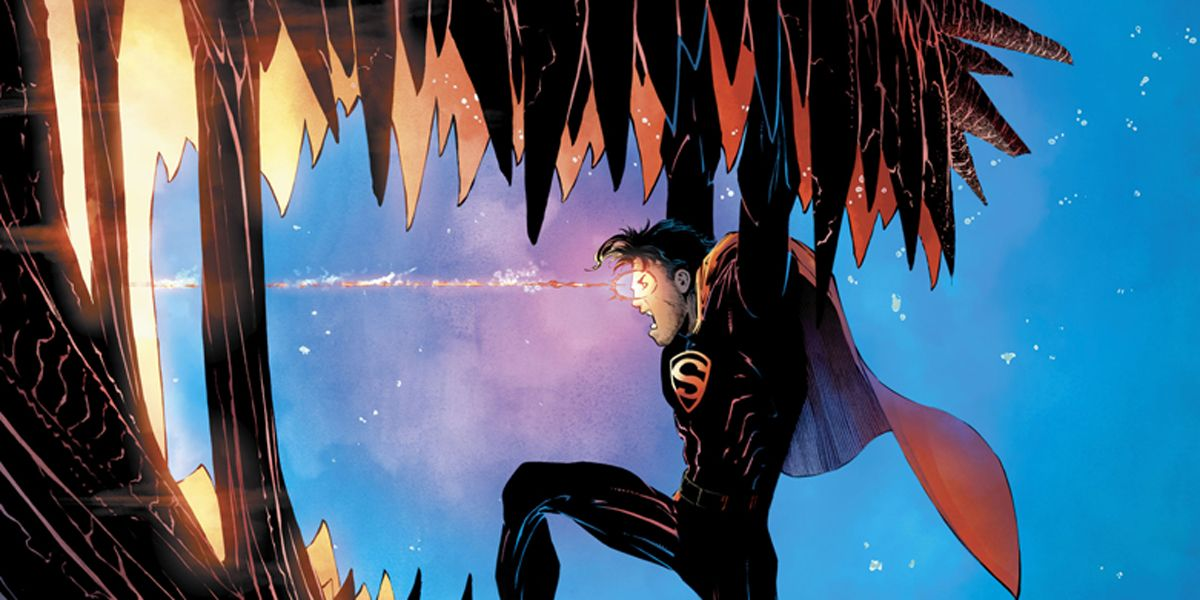Superman: Year One Reveals Another New Superpower of Breathing Underwater