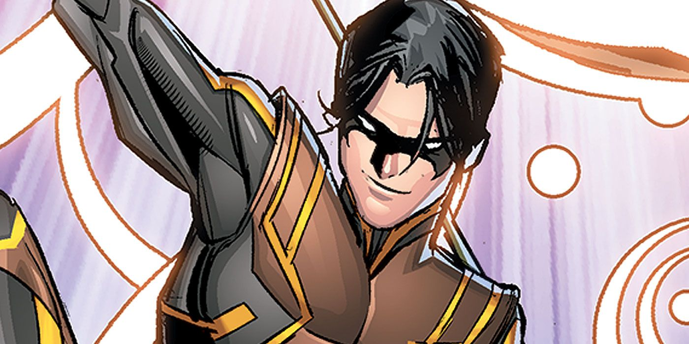 Tim Drake's New Costume Revealed on Young Justice #10 Cover | CBR