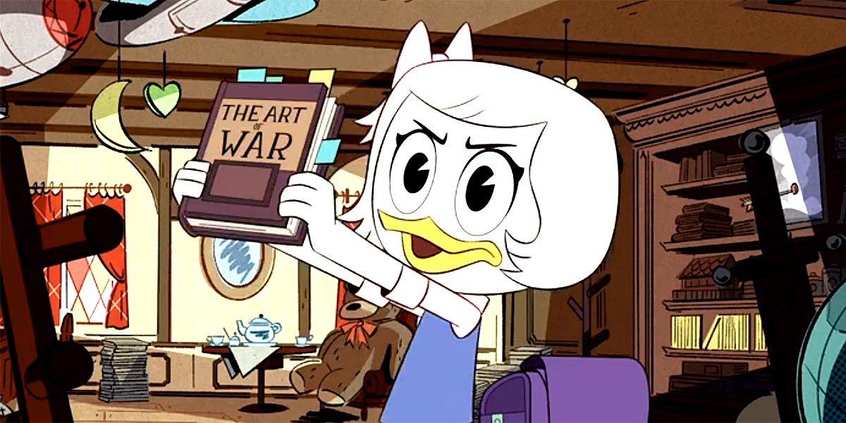 How Disney's DuckTales Changed Webby Vanderquack | CBR