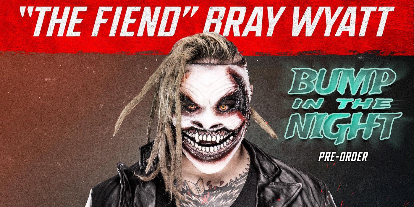 WWE 2K20 Video Game DLC Adds Bray Wyatt's 'The Fiend' | CBR