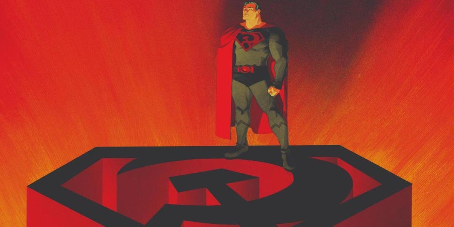 Image result for superman red son 1280x720