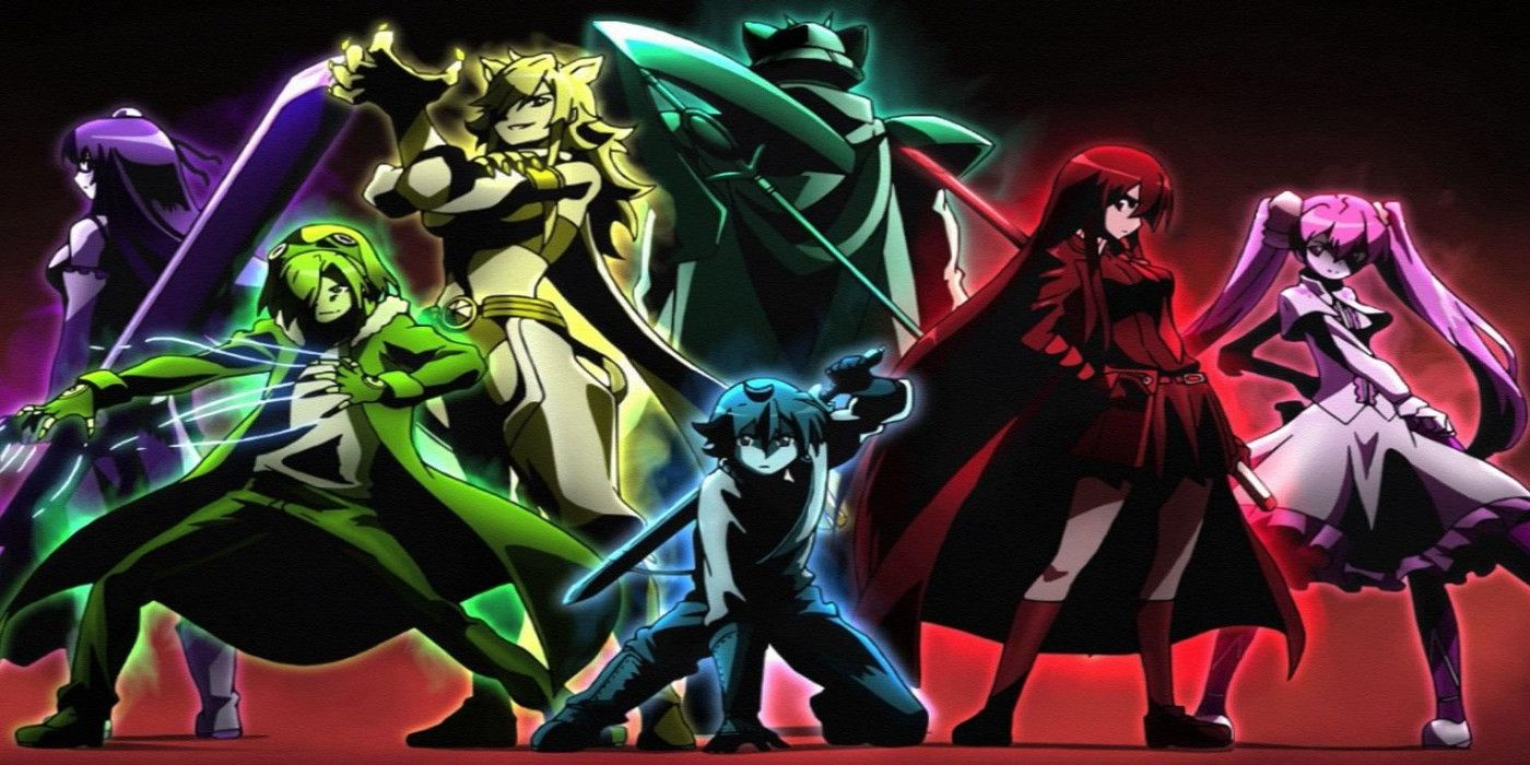 Akame Ga Kill: 10 Most Powerful Members Of Night Raid, Ranked