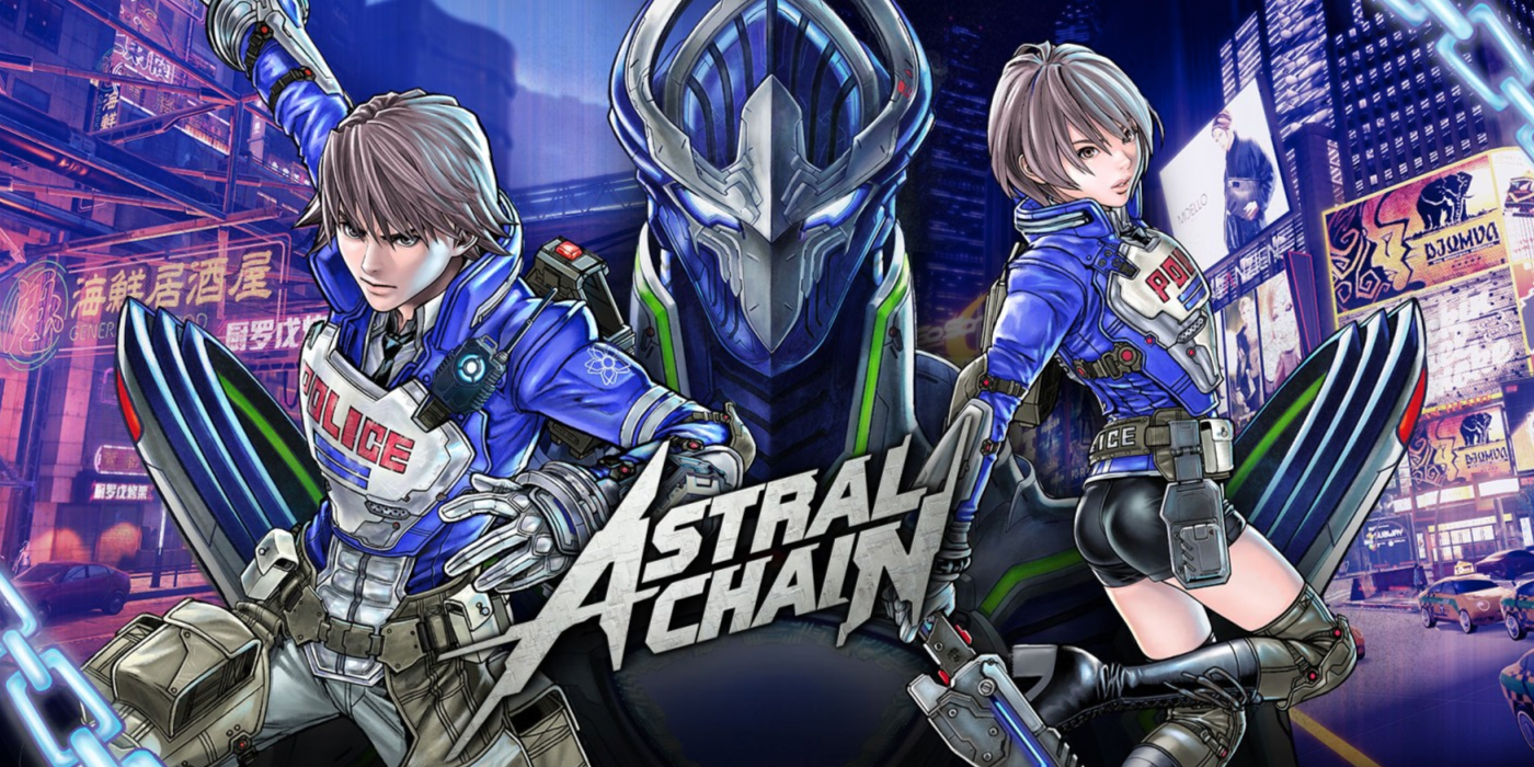Astral Chain Video Game Review | CBR