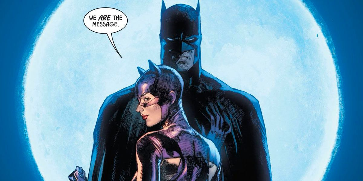 Tom King Reveals the Personal Reason His Batman is a 'Love Story'