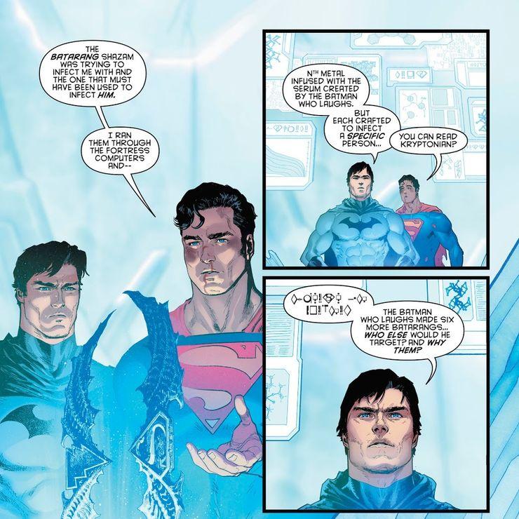 Dc Reveals Batman Speaks Kryptonian Cbr