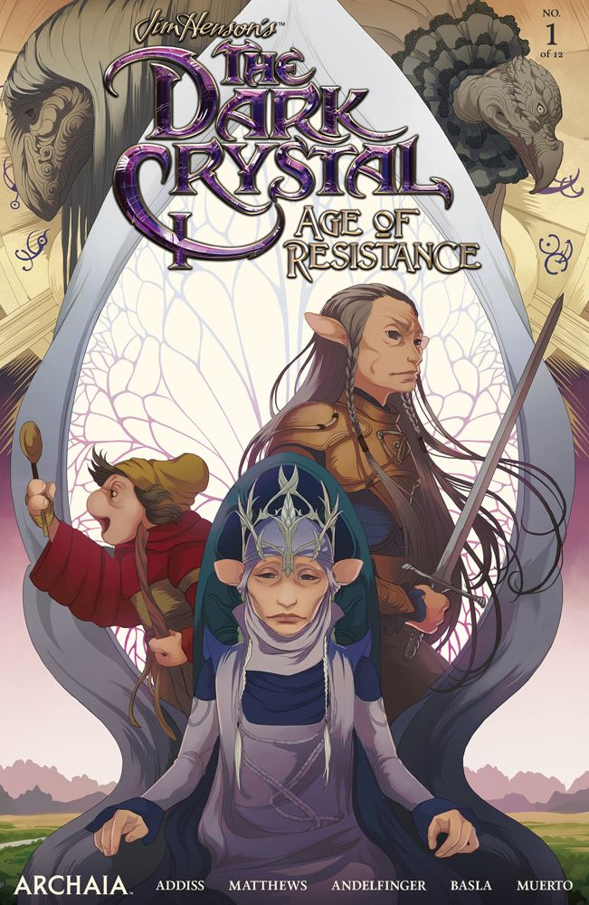 The Dark Crystal: Age of Resistance #1 Comic Review | CBR