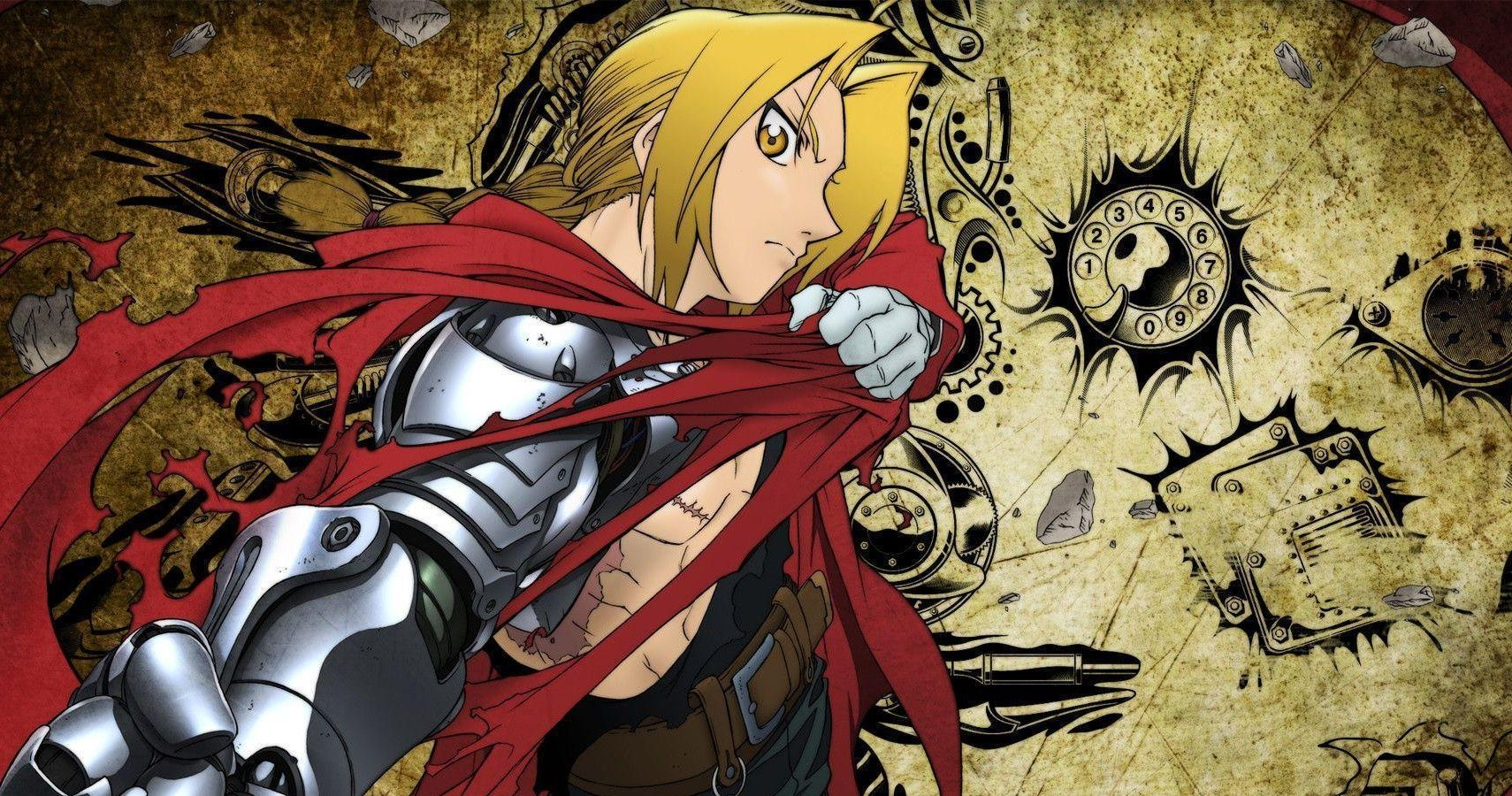 Fullmetal Alchemist: Brotherhood - Everything You Need To Know About Greed