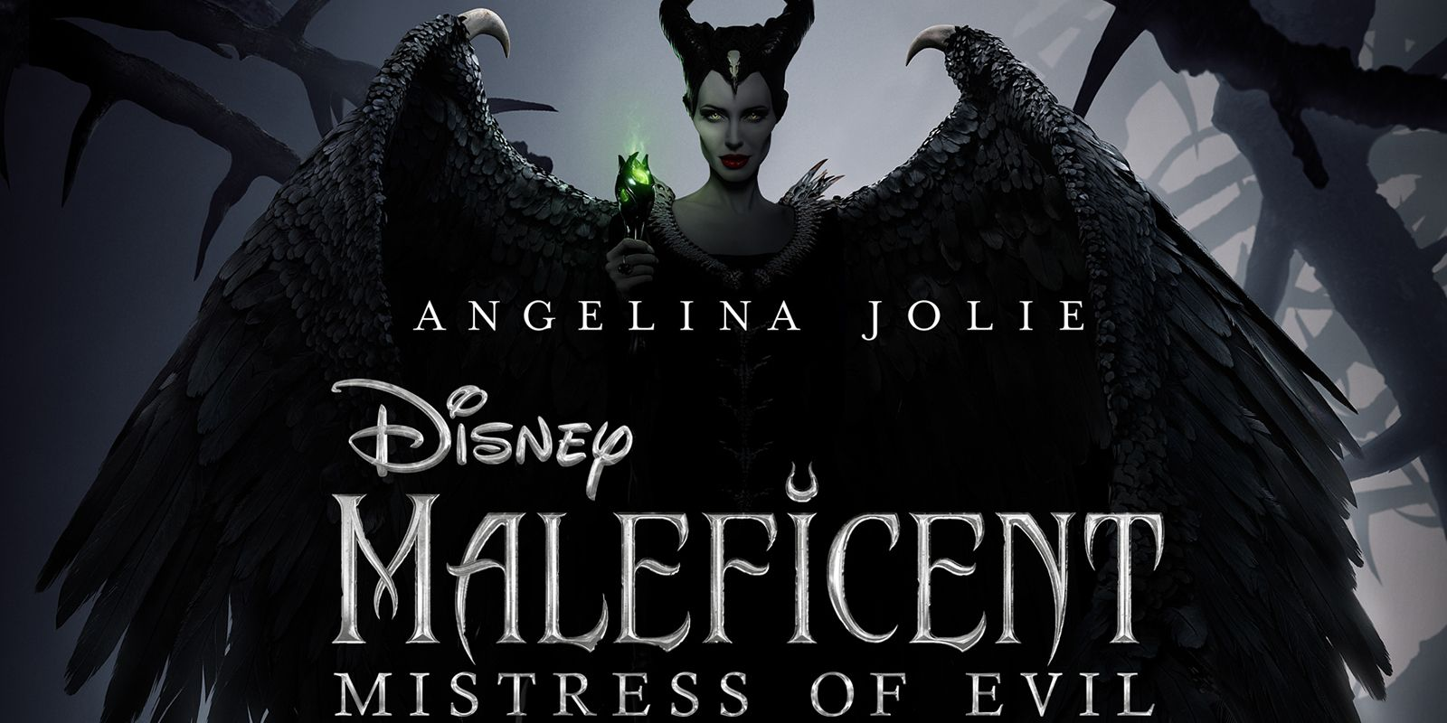 Maleficent Mistress Of Evil Poster Announces Start Of