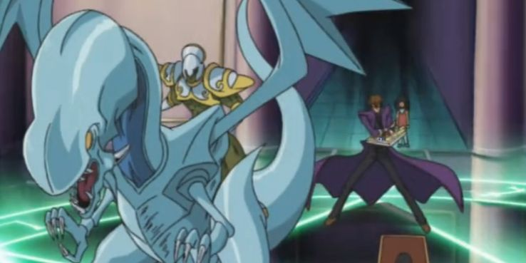 Yugioh! PALADIN OF WHITE DRAGON