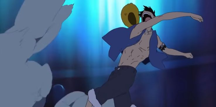 One Piece 10 Badass Monkey D Luffy Moments Cbr
