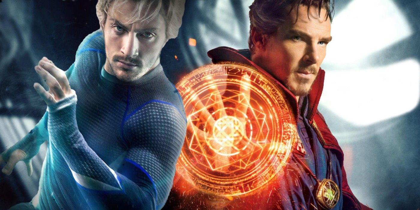 Doctor Strange 2 Can Resurrect the MCU's Quicksilver   CBR