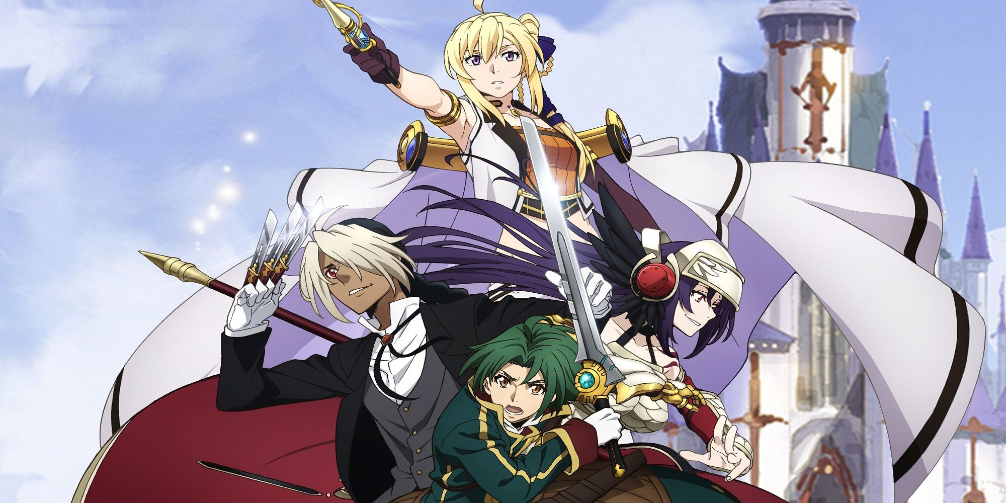 10 Things Anime Fans Need To Know About Record Of Grancrest War