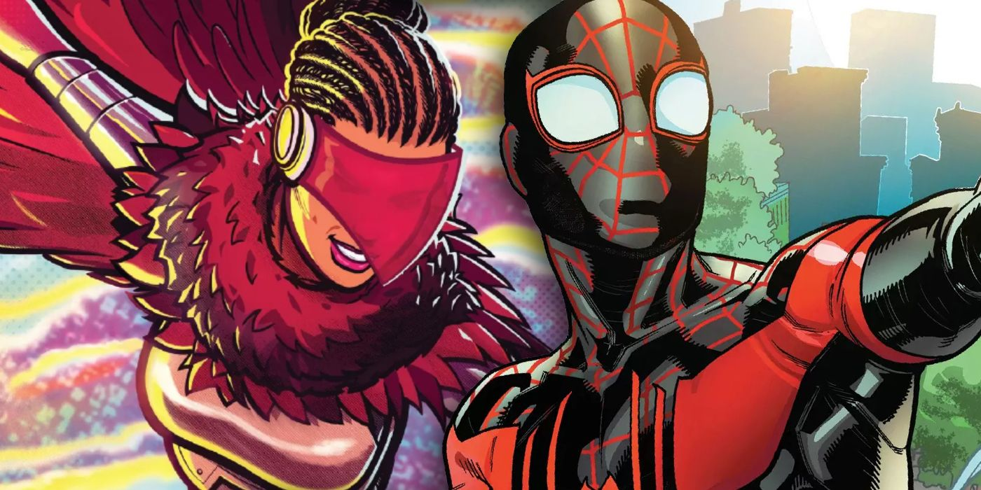 Marvel Finally Reveals the Origin of Miles Morales' Newest Ally