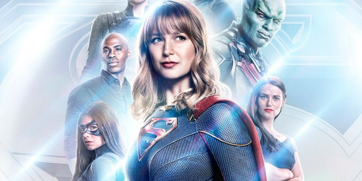 Supergirl Almost Hid Benoist's New Haircut with a Wig | CBR