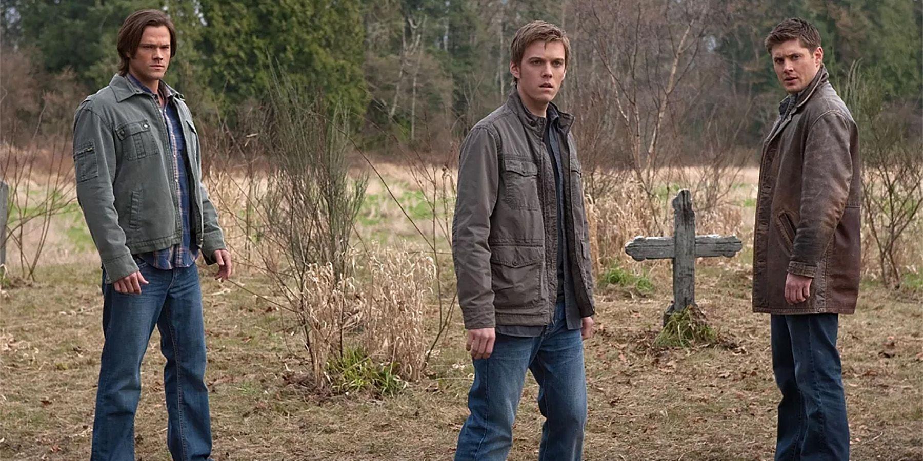 Adam Will Return in Supernatural Season 15 | CBR