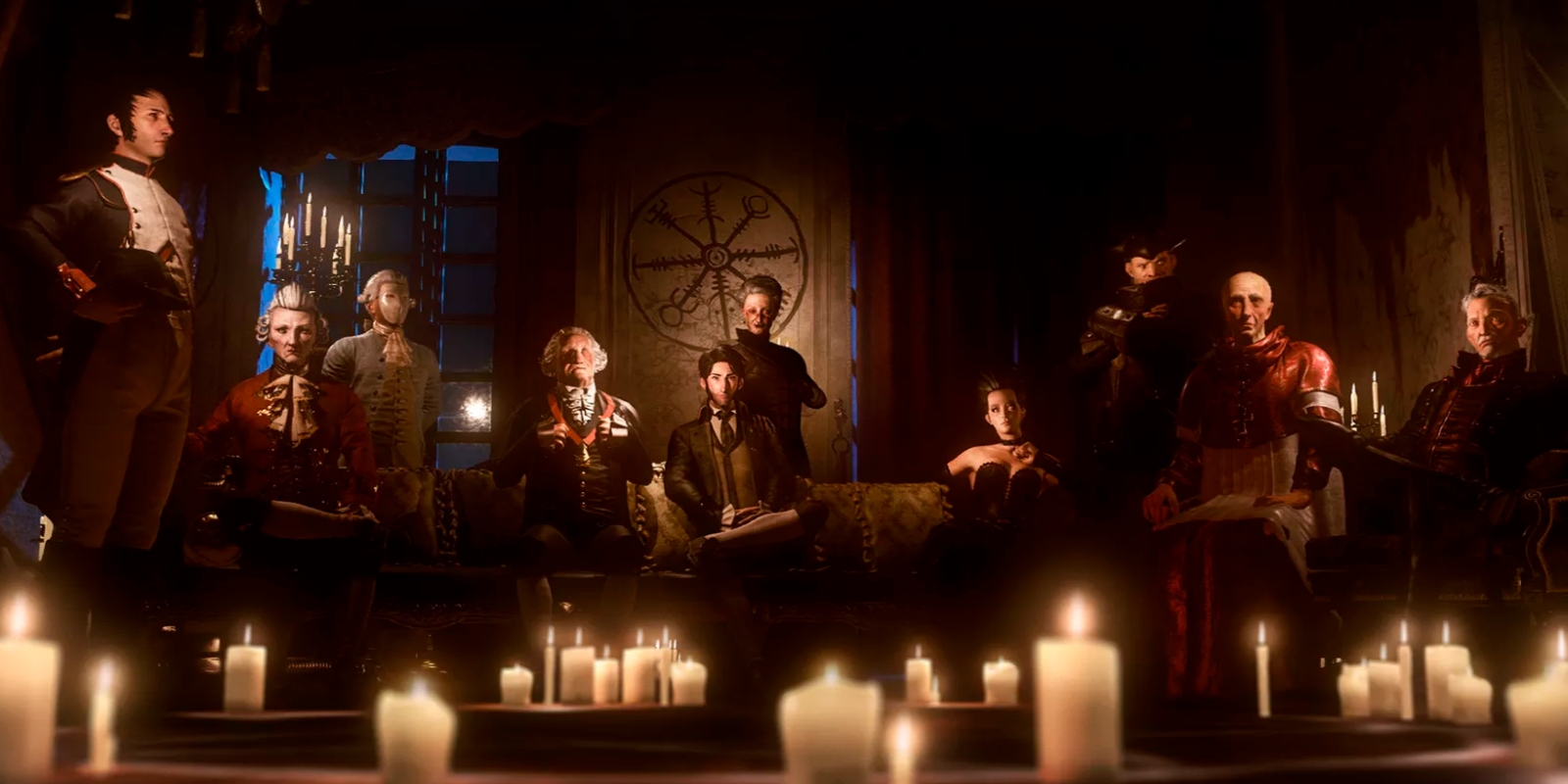 The Council Is a Great Historical Mystery Adventure | CBR