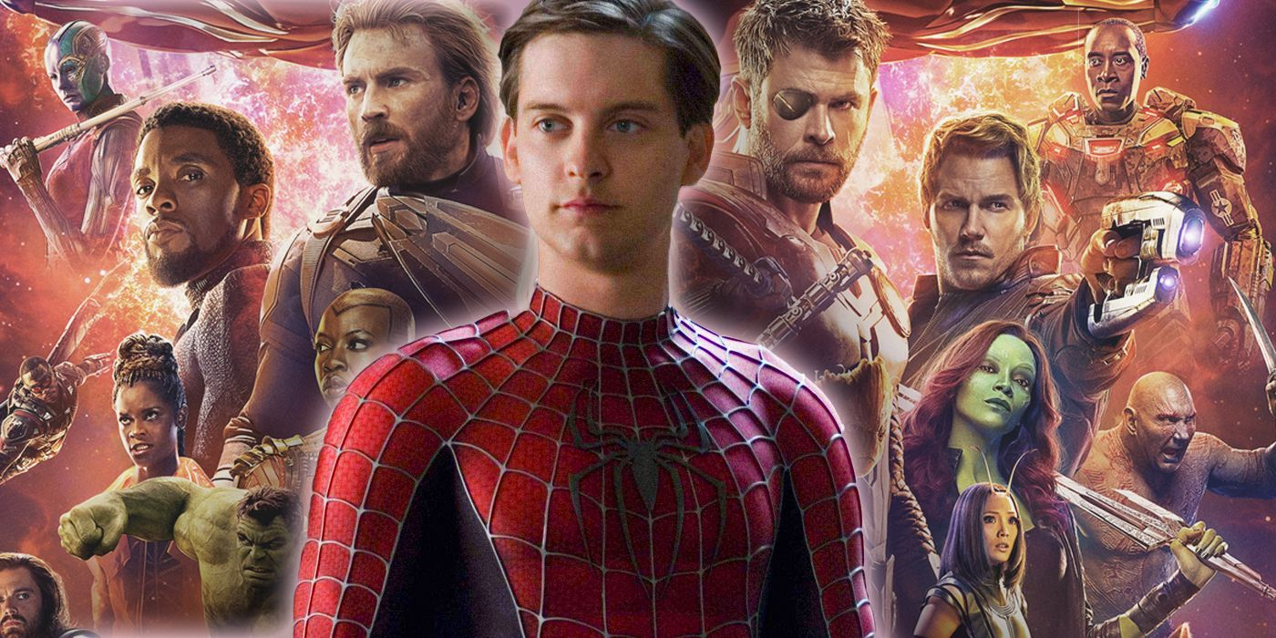 Tobey Maguire's Spider-Man Really Could've Been a Part of the MCU