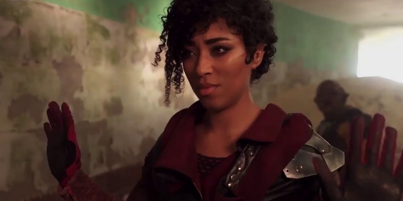 Vagrant Queen: First-Look Promo Released by Syfy | CBR