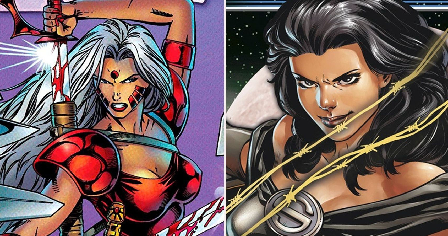 Top 10 Wonder Women (Who Aren't Wonder Woman) | CBR