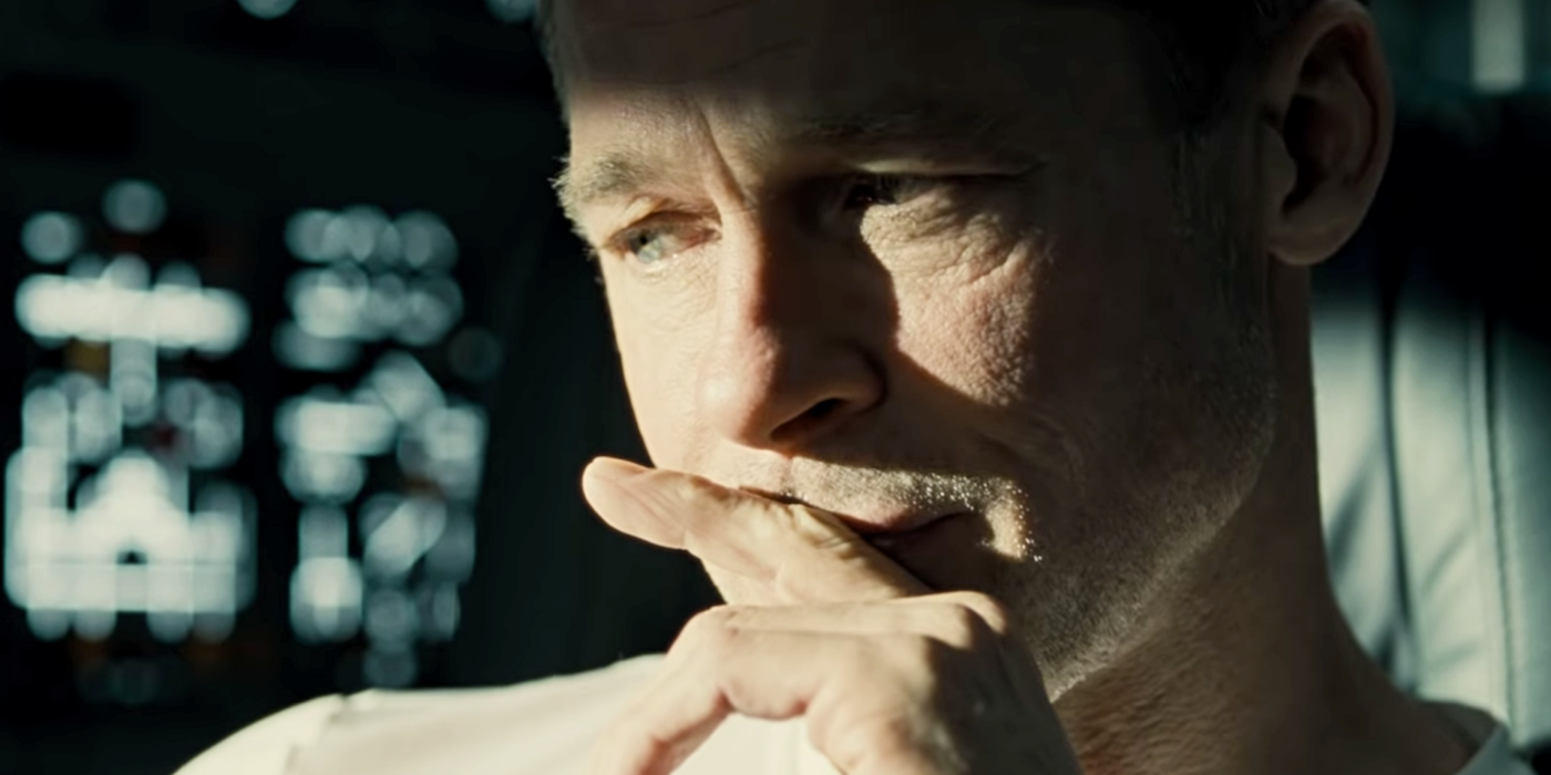 Is Brad Pitt's Character in Ad Astra Autistic? | CBR