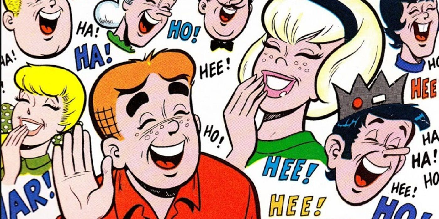 When Archie Comics Chose to Laugh-Out Rather Than Laugh-In | CBR