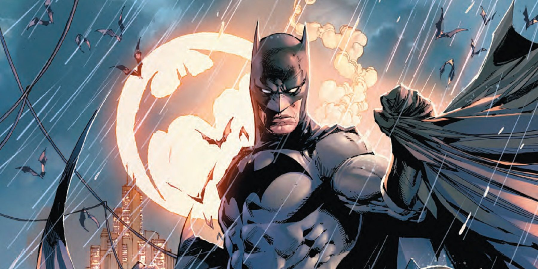 Batman and Catwoman Are Back Together, and That Changes Everything