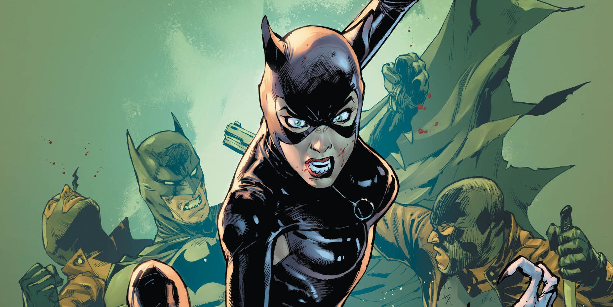 EXCL: Batman #79 Preview Looks Back at Selina and Bruce's First Encounter