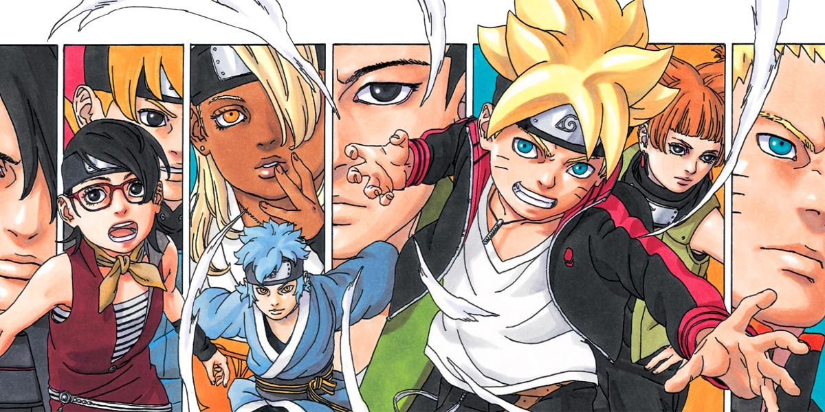 Boruto Manga's Real Villain Has Finally Been Revealed   CBR
