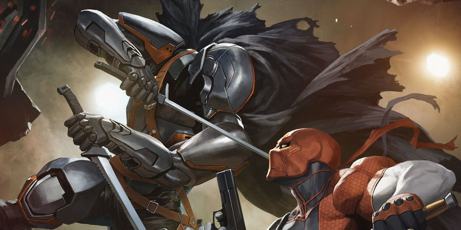 Deathstroke #50 Is the DC Universe's Main Merc's Final Issue