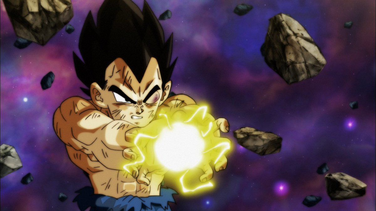 Dragon Ball Super: Vegeta's Last Stand Reaffirms His Friendship with Goku