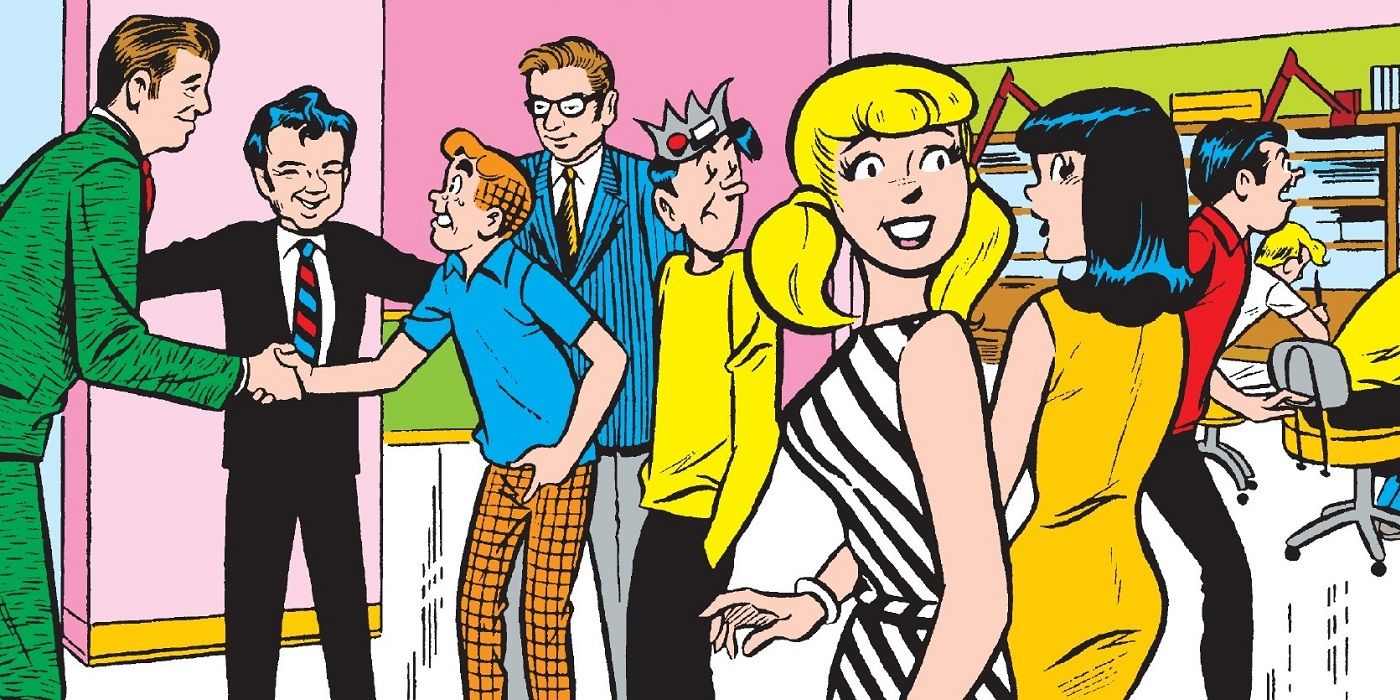 When The Archies Visited Their Own Animators! | CBR