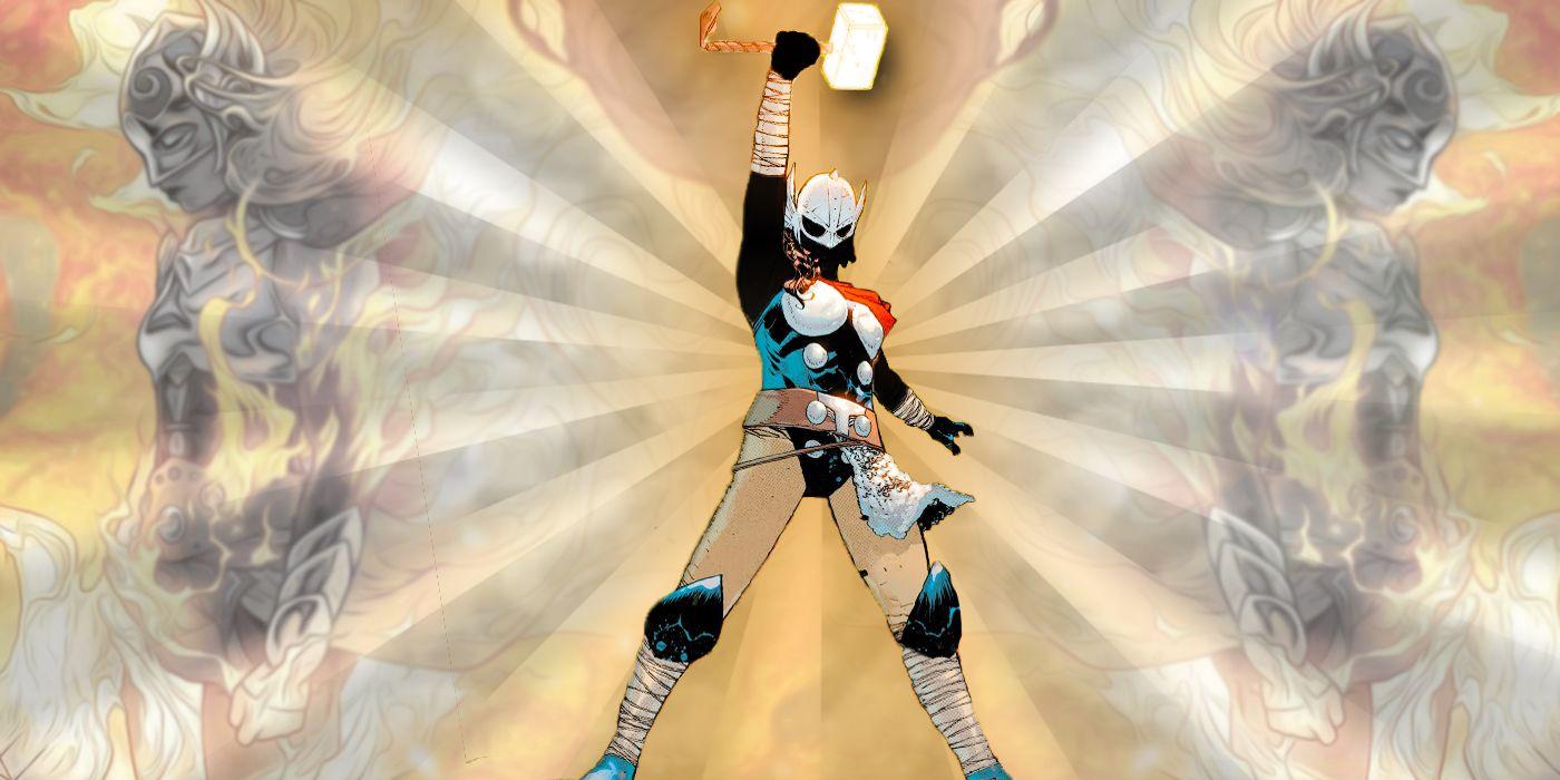 New Female Thor Is Marvel's Strongest Thunder God Yet | CBR
