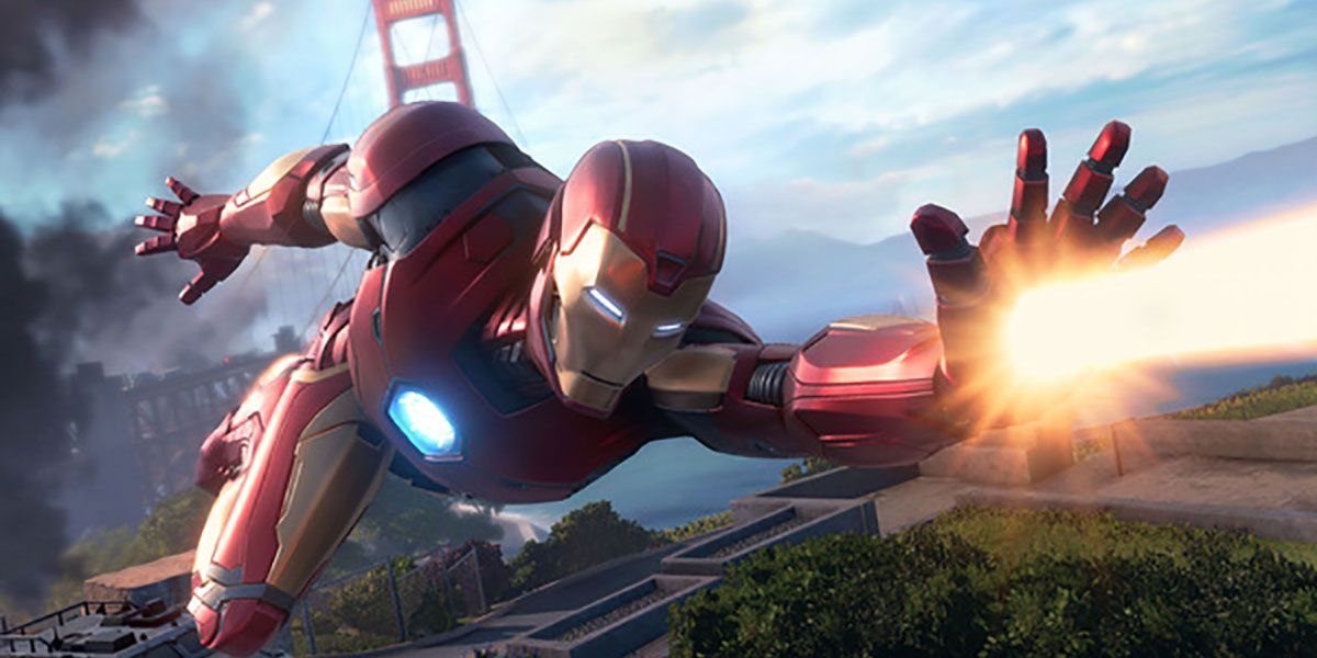Hasbro Announces Gamerverse Legends Line Inspired By Marvel's Avengers