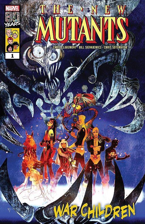 REVIEW: New Mutants: War Children #1 | CBR