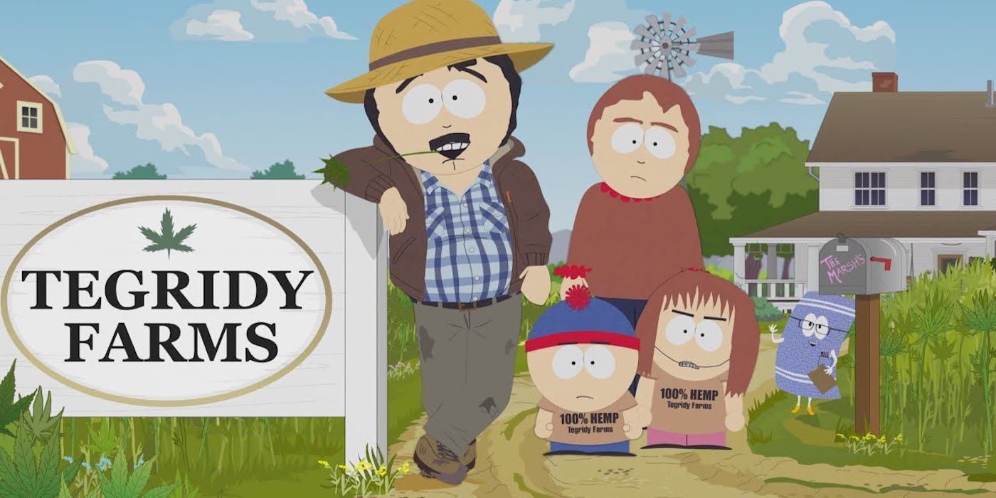 South Park: Randy Marsh Wages A Narcos War - On His Own Marijuana Industry