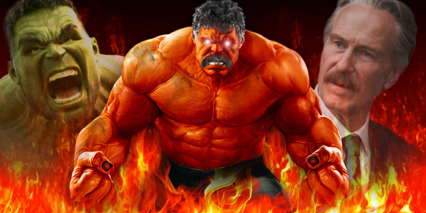 Red Hulk Was Nearly in Endgame - Will He Appear in the MCU Phase 4?