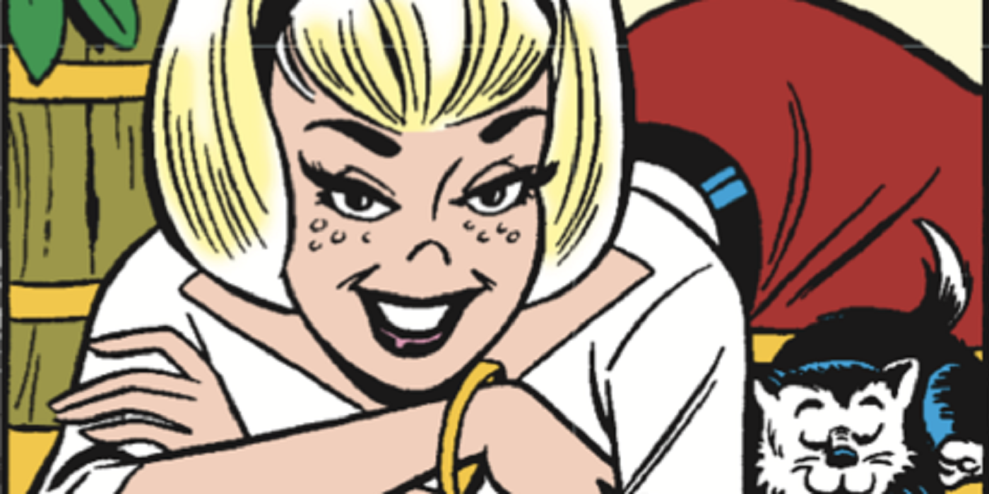 How the Archie Show Led To Sabrina Being Integrated Into the Archie Comics