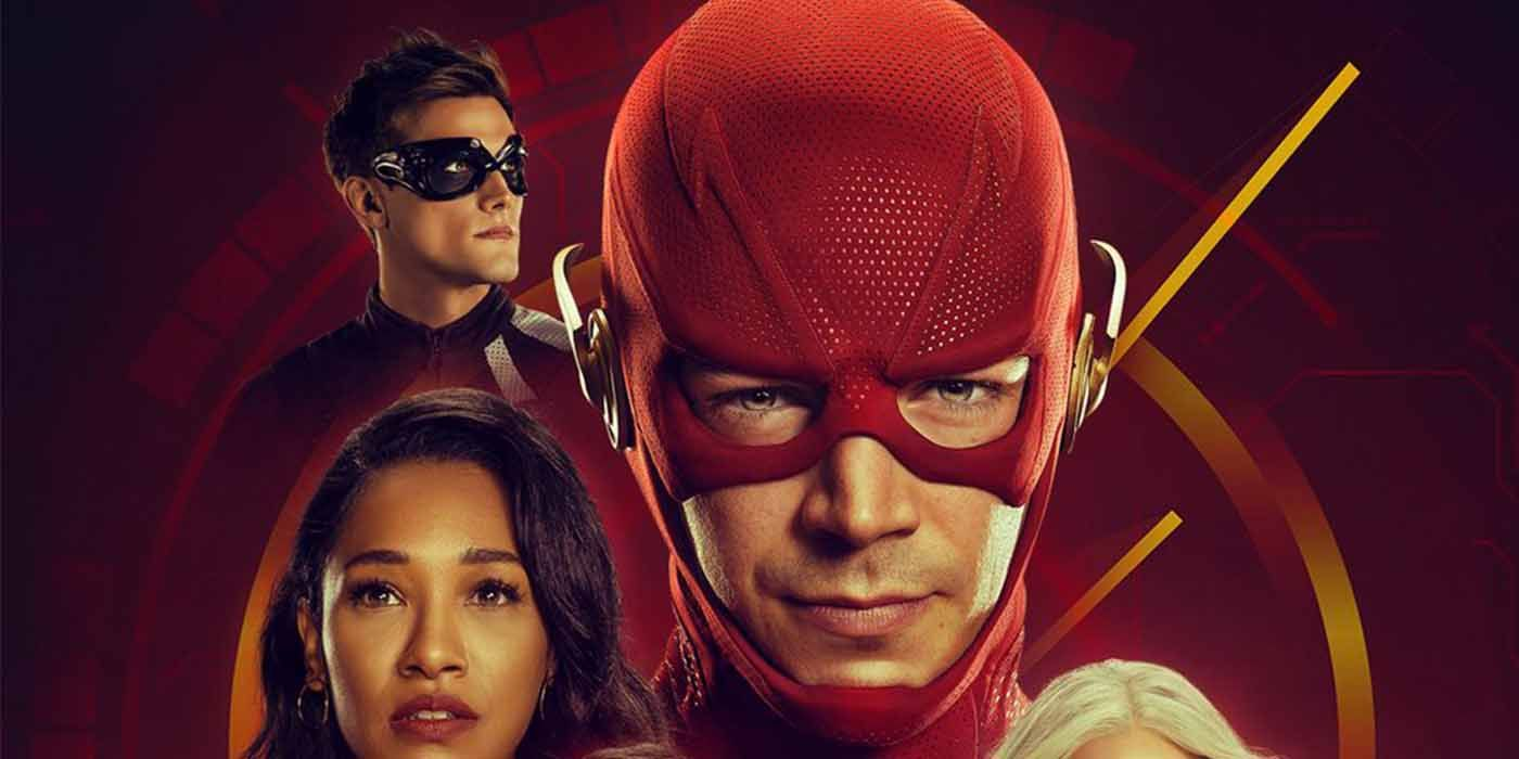 The Flash: Barry Allen & John Wesley Shipp Fight Fate in Season 6