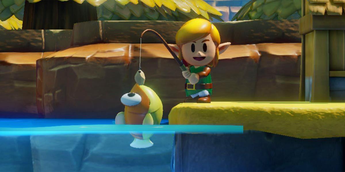 The Legend of Zelda: Link's Awakening Review | CBR