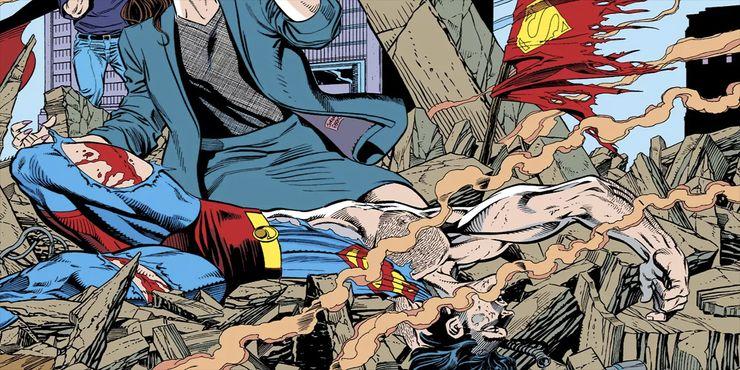 06. Best Death of Superman - Las 10 mejores muertes de Superman
