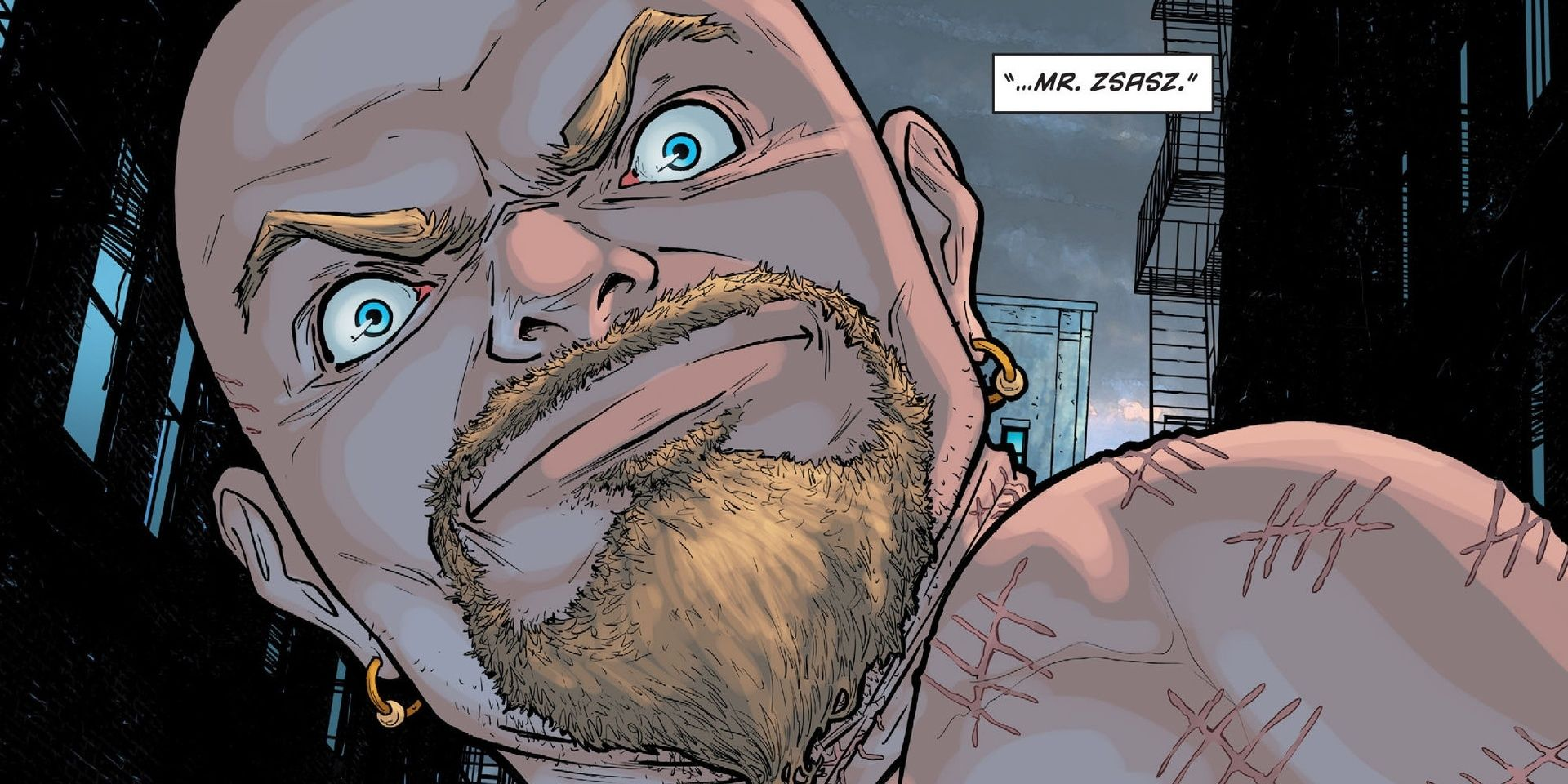 10 Things Fans Forget About Victor Zsasz | CBR