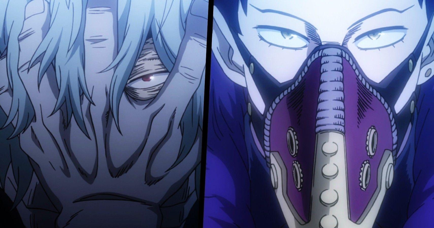 My Hero Academia 5 Villains Stronger Than Overhaul 5 Who Are Weaker Geunyeoga gongjagjeolo gaya haessdeon sajeong; my hero academia 5 villains stronger