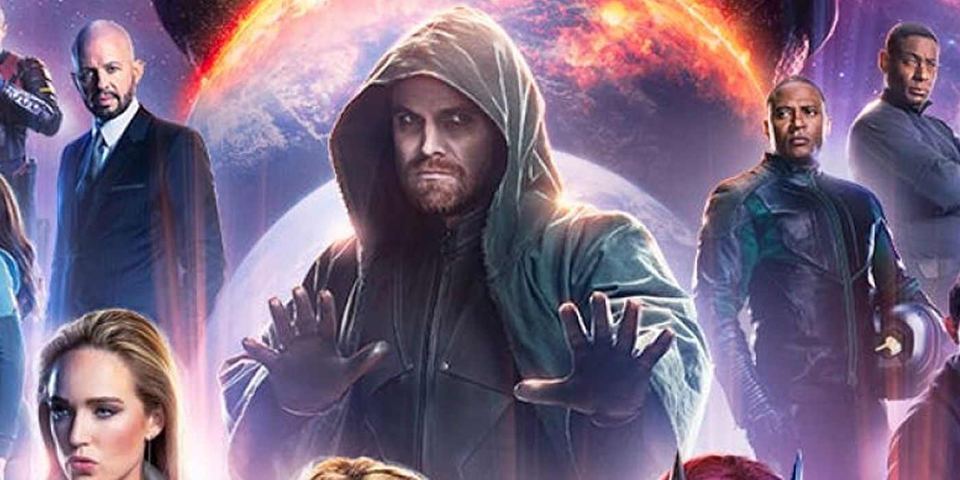 The Arrowverse Should Bring the Spectre Back - But Not as Oliver Queen