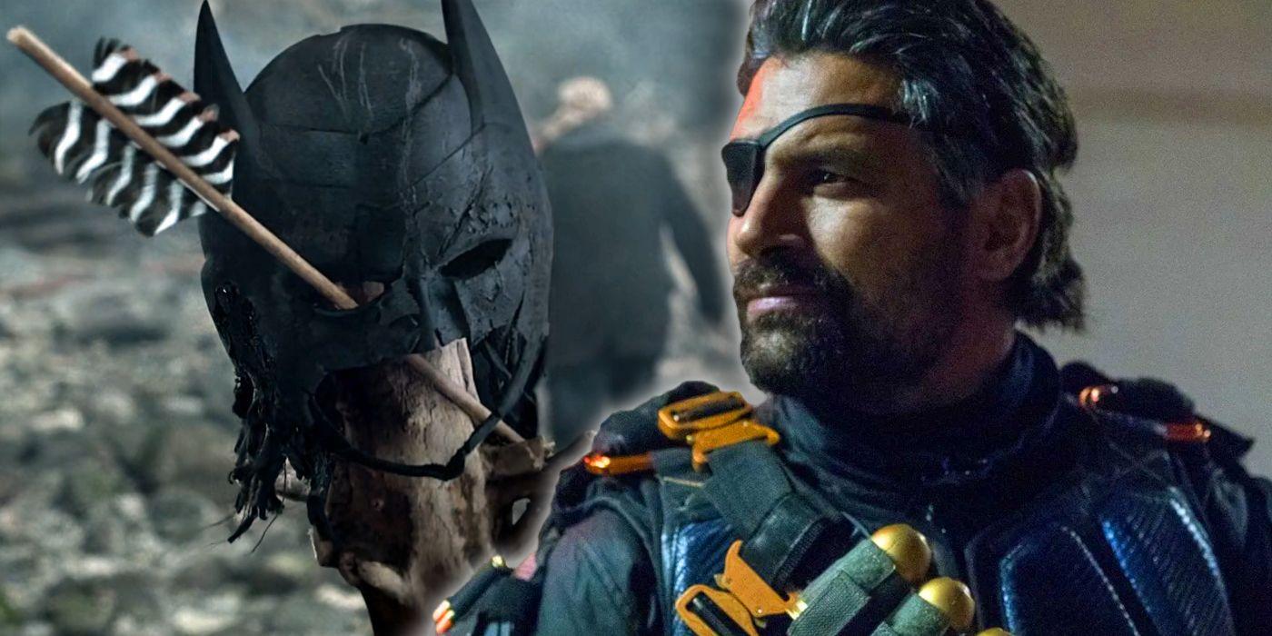 Arrow: Was Batman Actually Earth-2's Deathstroke? | CBR