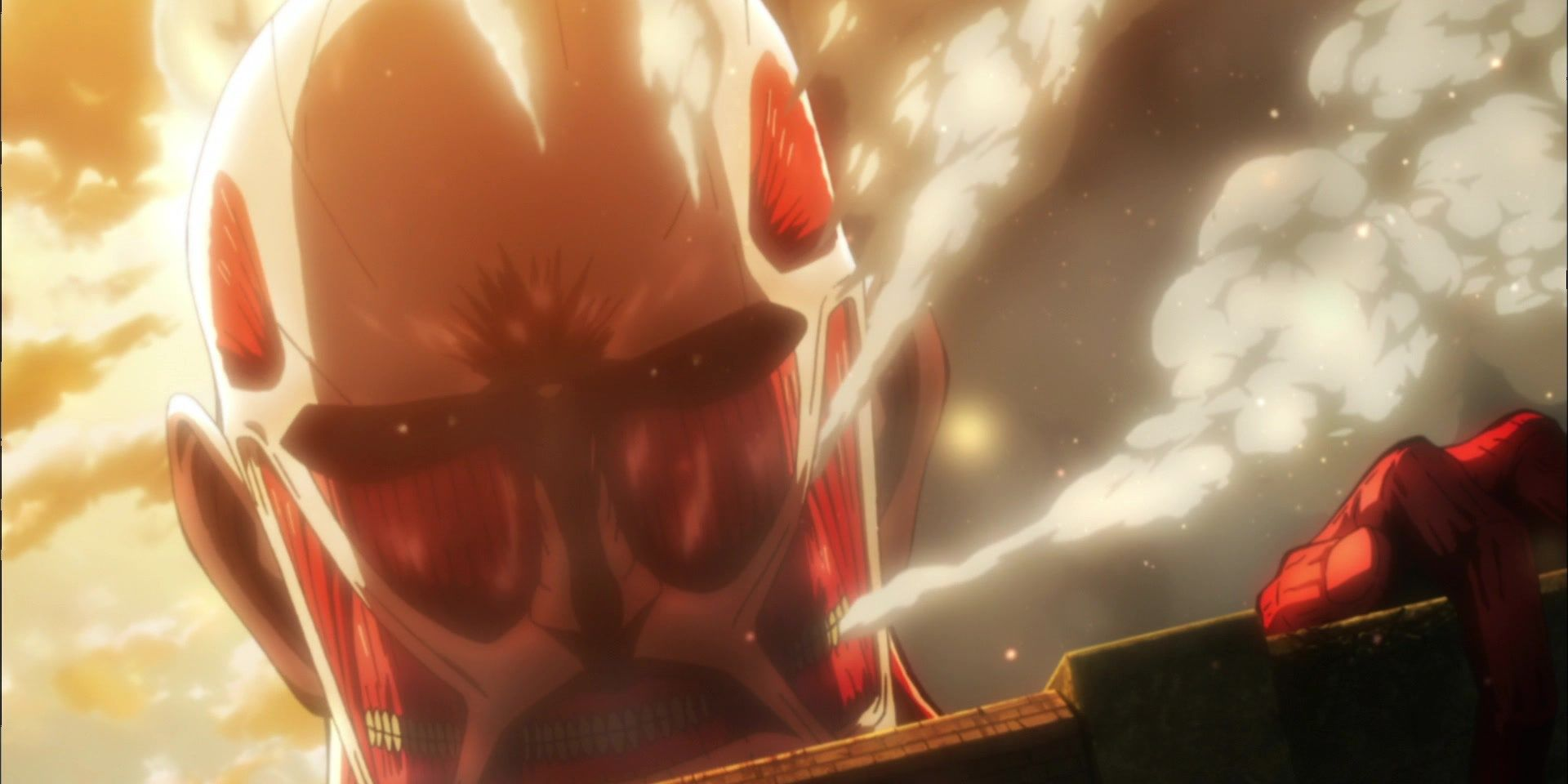 Attack On Titan Anatomy 5 Weird Things About The Colossal Titan