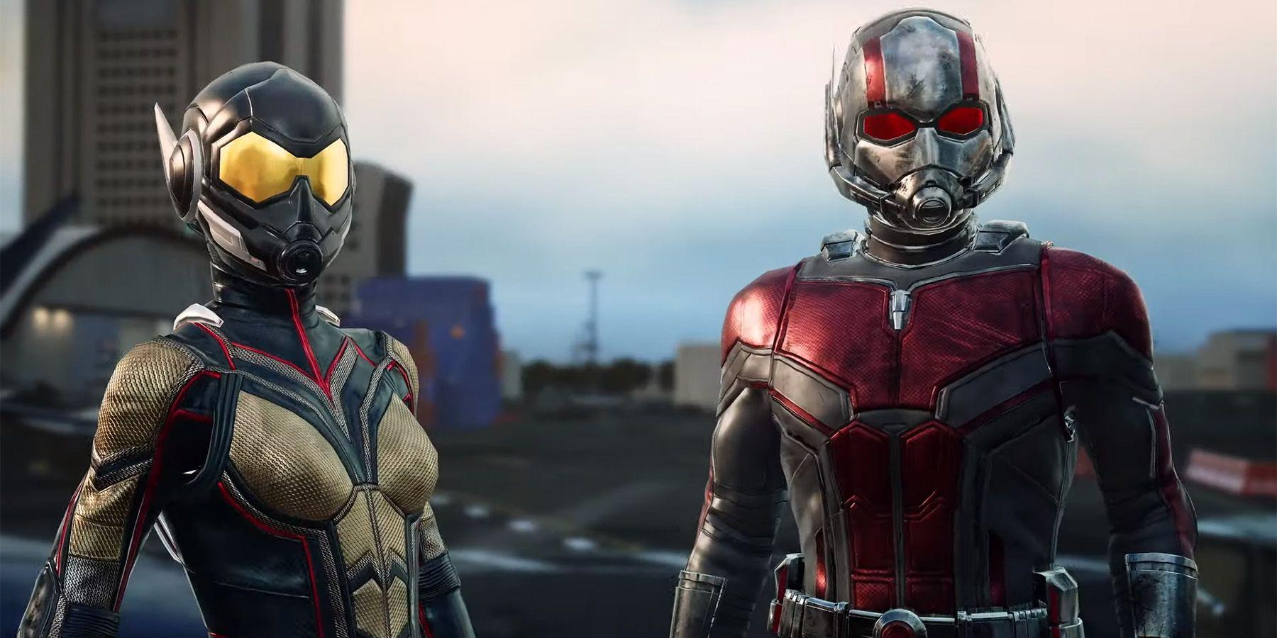 Avengers: Damage Control VR Trailer Assembles Cumberbatch, Rudd & Lilly