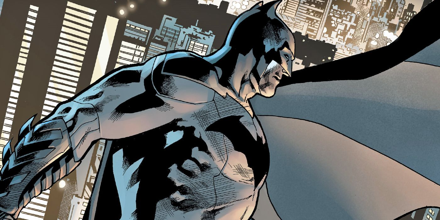 Bruce Wayne Earn the Title of World's Greatest Detective in The Batman's Grave